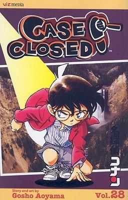 Case Closed, Vol. 28 by Gosho Aoyama
