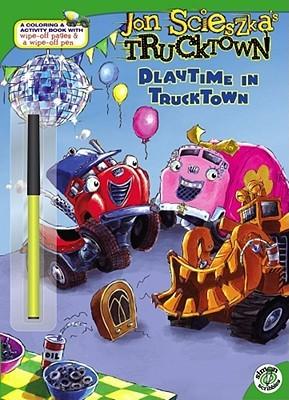 Playtime in Trucktown