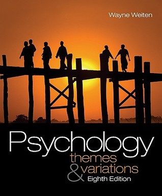 Psychology Themes And Variations 3rd Canadian Edition Pdf