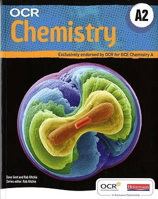Ocr A2 Chemistry A Student Book And Cd Rom (Ocr A2)