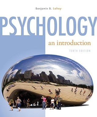 Ebook Psychology: An Introduction by Benjamin B. Lahey read!