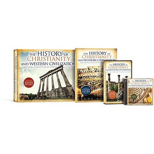 History Of Christianity & Western Civilization Course Set