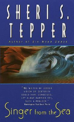 Singer from the Sea by Sheri S. Tepper