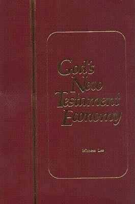 Gods New Testament Economy