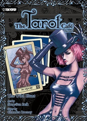 The Tarot Cafe by Chandra Rooney