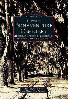 Historic Bonaventure Cemetery by Amie Marie Wilson