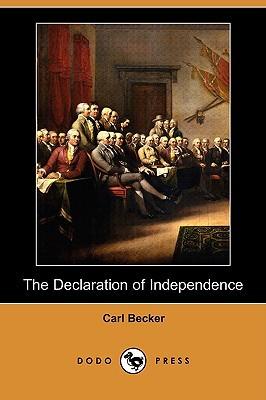 declaration of independence becker carl l