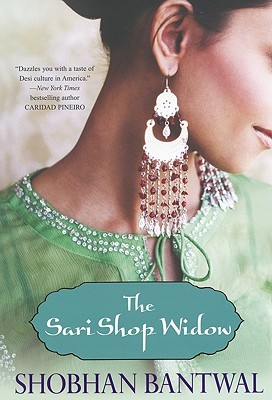 Sari Shop Widow by Shobhan Bantwal