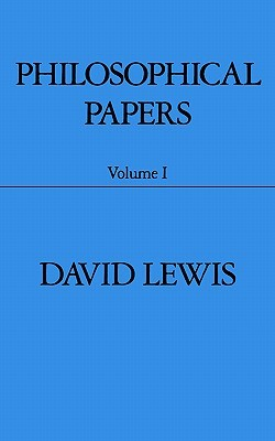 Philosophical Papers, Volume I