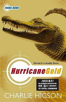 Hurricane Gold (Young Bond, #4)