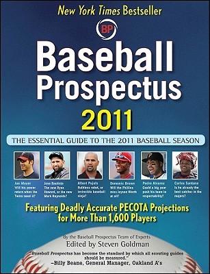 Baseball Prospectus 2011 by Baseball Prospectus