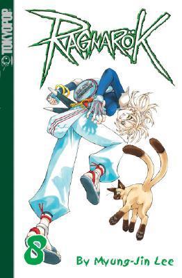Ragnarok, Volume 8 by Myung-Jin Lee