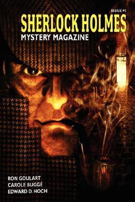 Sherlock Holmes Mystery Magazine #1 by Marvin Kaye