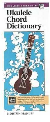 Ukulele Chord Dictionary: Handy Guide
