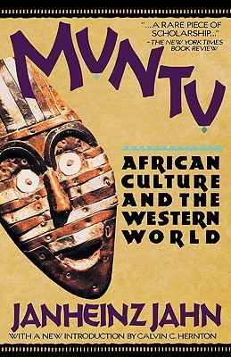 Muntu: African Culture and the Western World