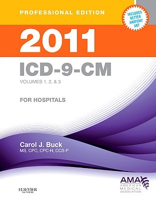 2011 ICD-9-CM, for Hospitals, Volumes 1, 2 and 3, Professional Edition