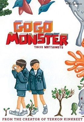 GoGo Monster by Taiyo Matsumoto