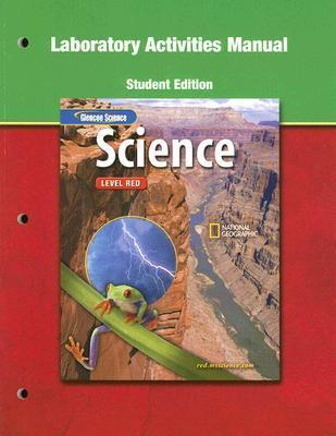 Science Level Red Laboratory Activities Manual