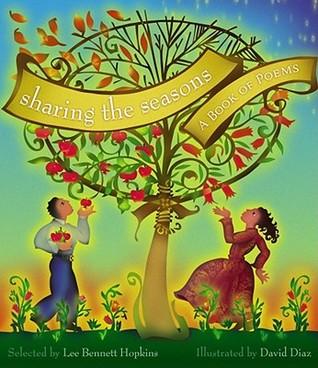 Sharing the Seasons by Lee Bennett Hopkins