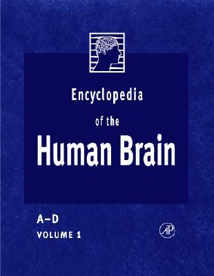 Encyclopedia of the Human Brain, Four-Volume Set