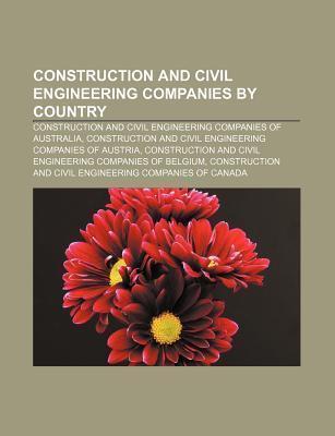 Construction and Civil Engineering Companies by Country: Construction and Civil Engineering Companies of Australia