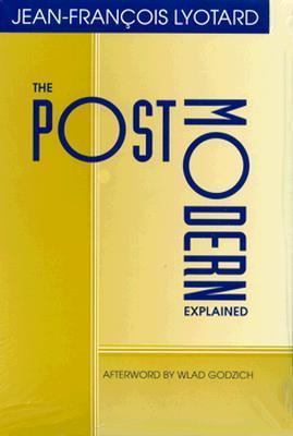 Postmodern Explained: Correspondence 1982-1985