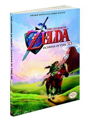 Legend of Zelda: Ocarina of Time 3D (UK): Prima Official Game Guide
