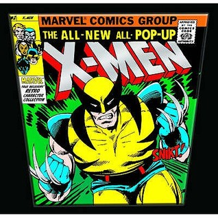 The All New X Men Pop Up