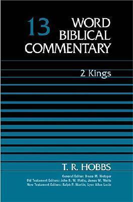 2 Kings EPUB FB2 por T.R. Hobbs 978-0849902123