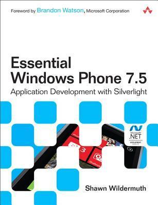 Essential Windows Phone 75 Application Development With