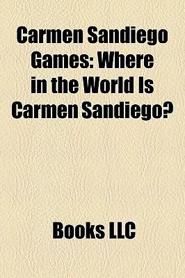 Carmen Sandiego Games: Where in the World Is Carmen Sandiego?