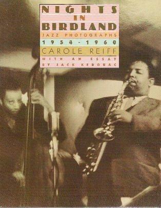 Nights in Birdland: Jazz Photographs, 1954-1960
