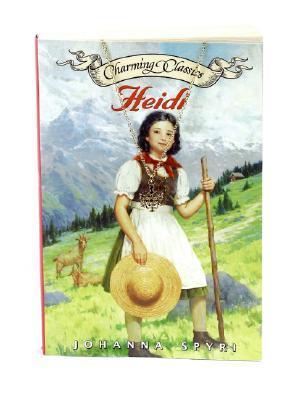 Heidi Book and Charm