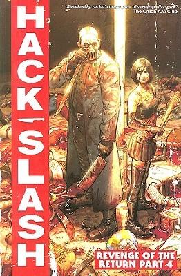 Hack/Slash, Volume 4: Return of the Revenge, Part 4