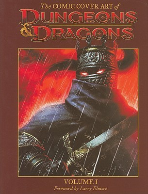 The Comic Cover Art of Dungeons & Dragons, Volume 1