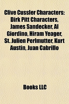Clive Cussler Characters