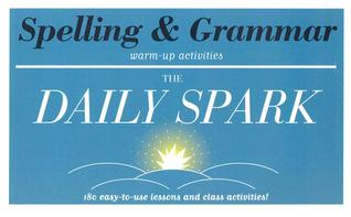 Spelling & Grammar (SparkNotes The Daily Spark)