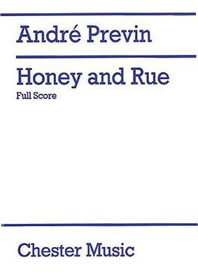 Honey and Rue