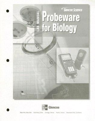 Glencoe Science Probeware for Biology Lab Manual