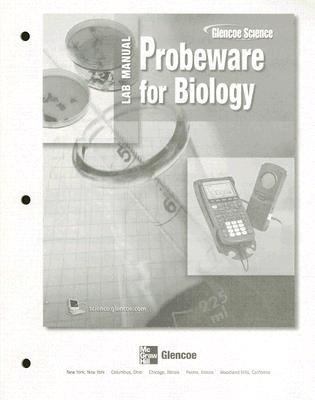 Glencoe Science Probeware for Biology Lab Manual