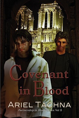 Covenant in Blood by Ariel Tachna