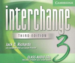 Interchange Class Audio CDs, Level 3