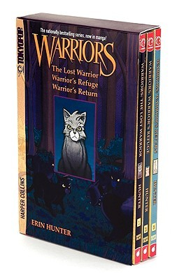 Graystripe's Adventure (Warriors Manga Box Set)