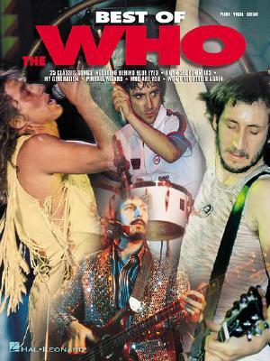 Best of the Who: Piano/Vocal/Guitar