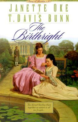 The Birthright by Janette Oke
