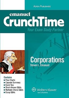 Corporations (Emanuel CrunchTime)