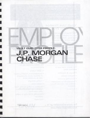 Vep: J.P. Morgan Chase 2003