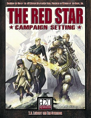 Mythic Vistas: The Red Star Campaign Setting