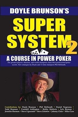 Super System 2 by Doyle Brunson