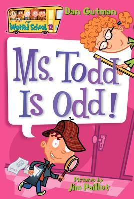 Ms. Todd Is Odd! Libros gratis google books